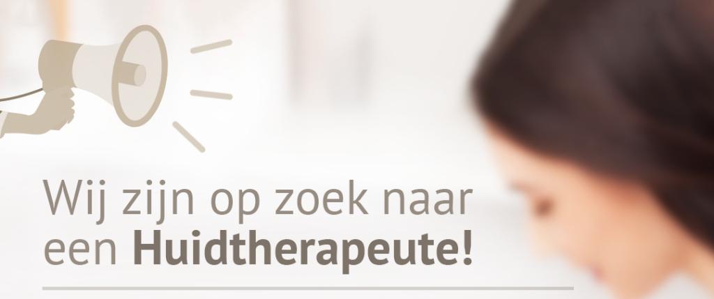 vacature-huidtherapeute